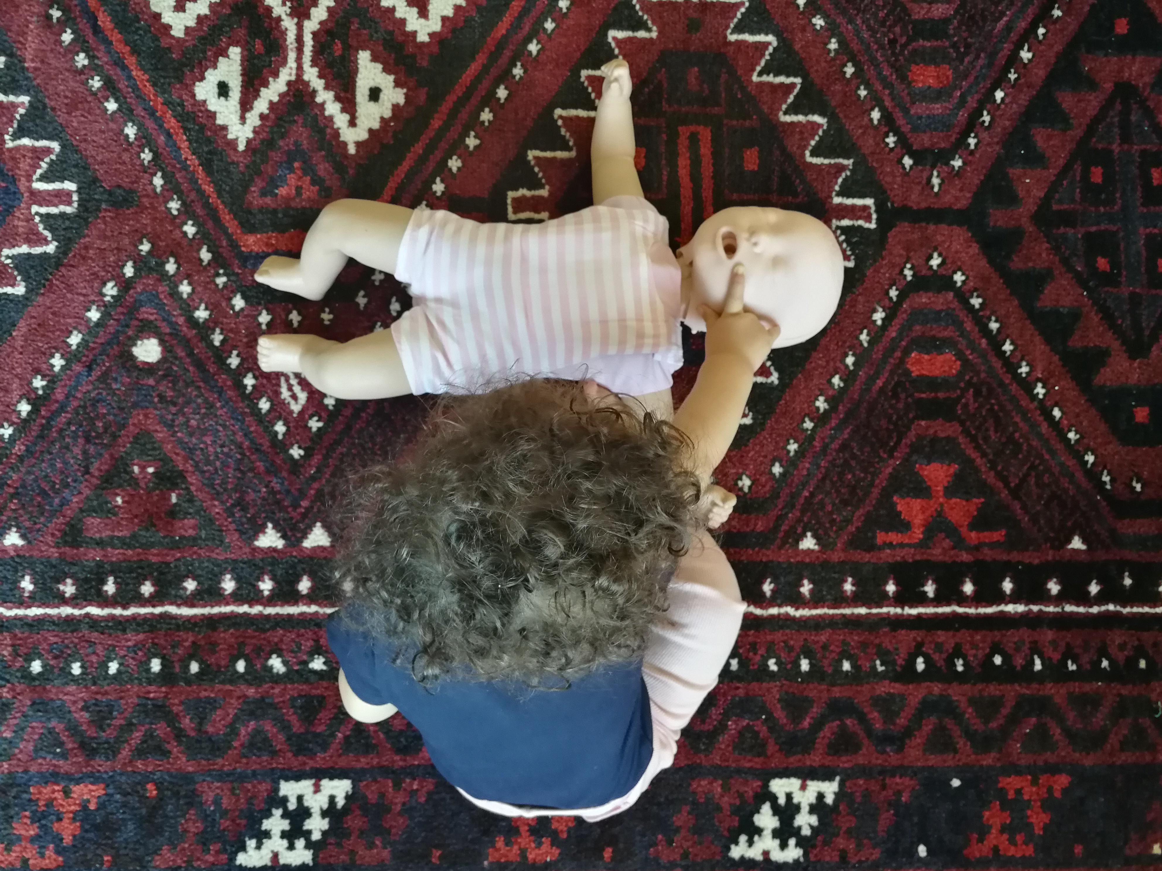 Πρώτες Βοήθειες για Βρέφη Παιδιά και Ενήλικες Midwives Thessaloniki