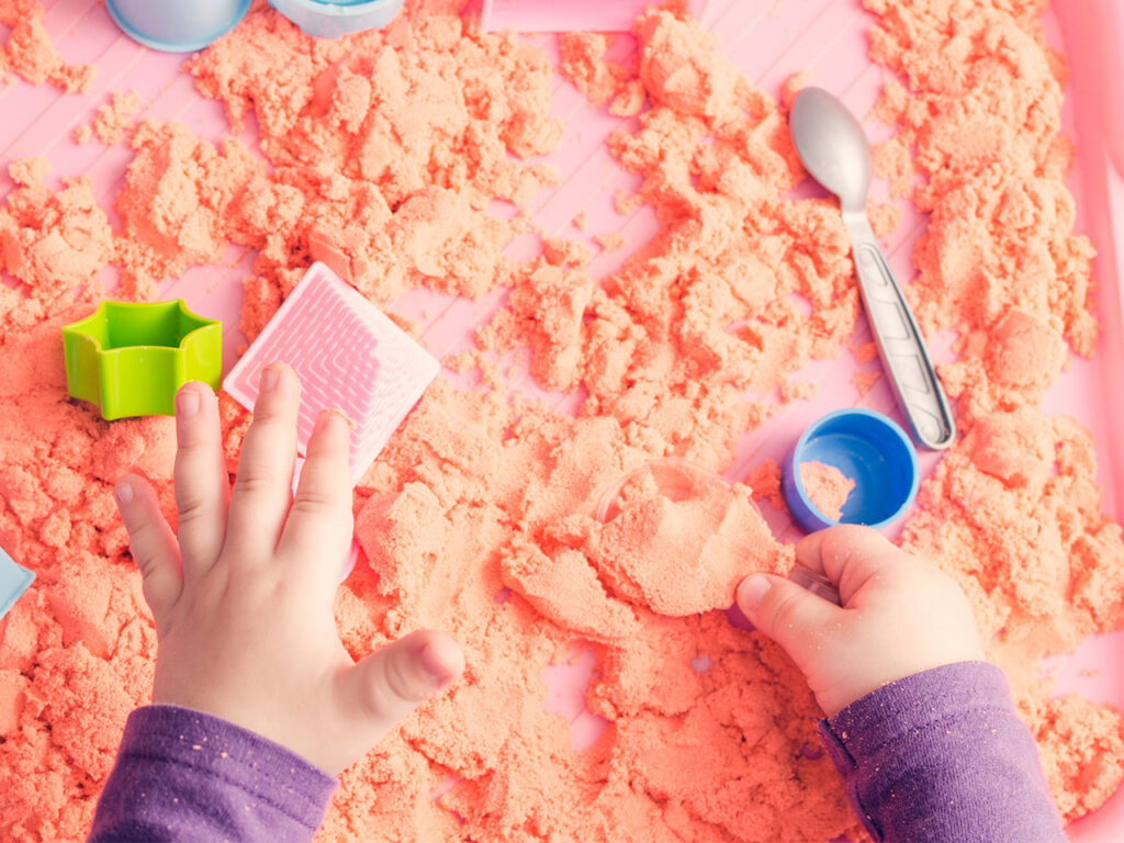 Sensory Play Midwives